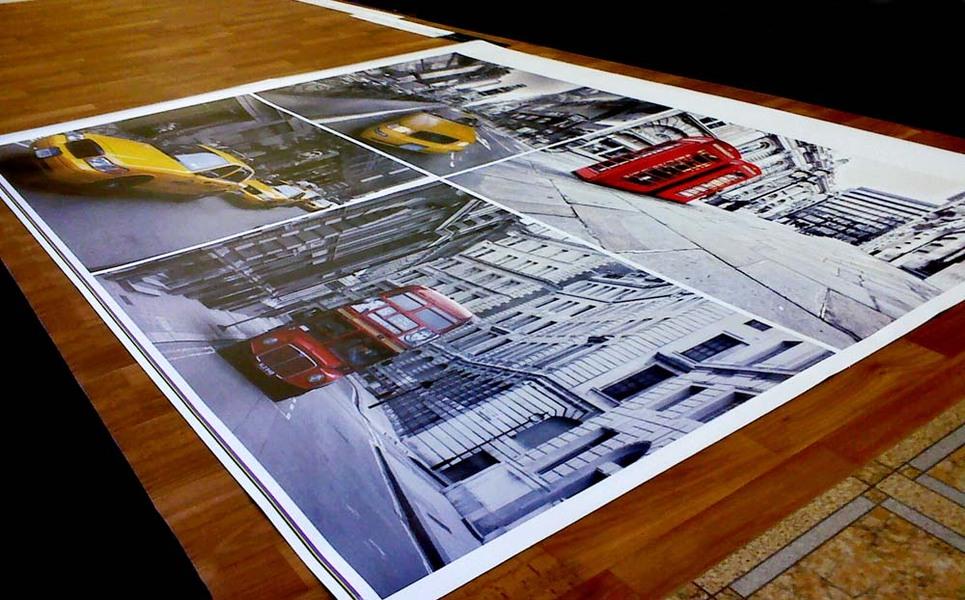 Фотобумага для постеров