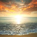 Природа море № 1083