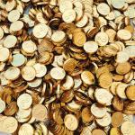 Фотообои Монеты № 427