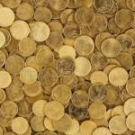 Фотообои Монеты № 472