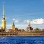 Фотообои Санкт-Петербург, Петропавловская крепость