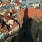 Фотообои Крыши города