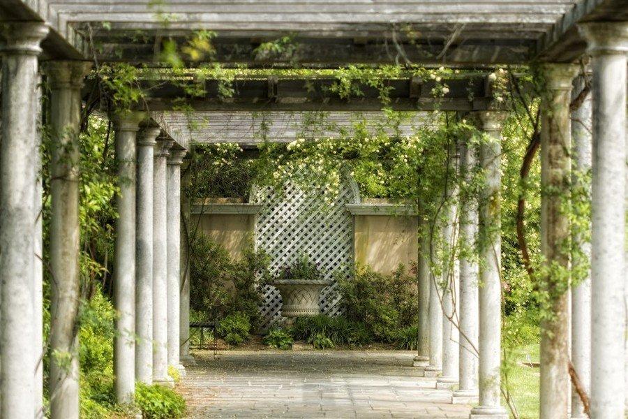Фотообои - парки и сады.
