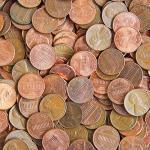 Фотообои Монеты