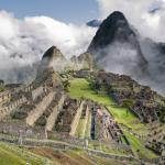 Фотообои Горы Мачу Пикчу