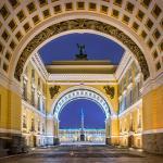 Фотообои Арка Главного штаба, г. Санкт-Петербург