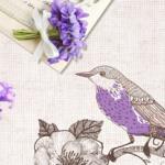 Фиолетовые цветы 3467